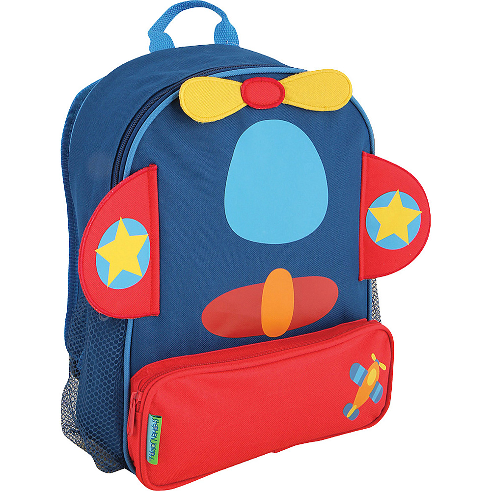 Stephen Joseph Sidekicks Backpack Airplane - Stephen Joseph Everyday Backpacks - Backpacks, Everyday Backpacks