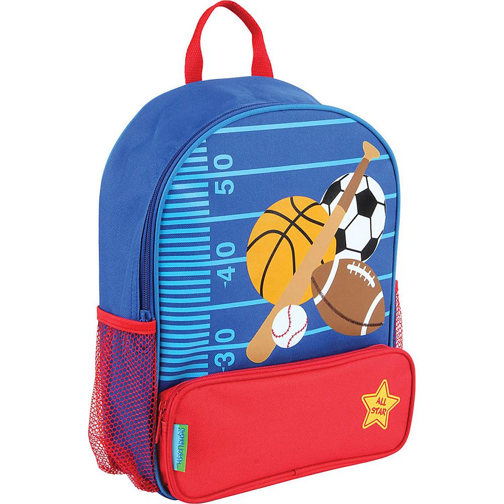 Stephen Joseph Sidekicks Backpack Sports - Stephen Joseph Everyday Backpacks - Backpacks, Everyday Backpacks