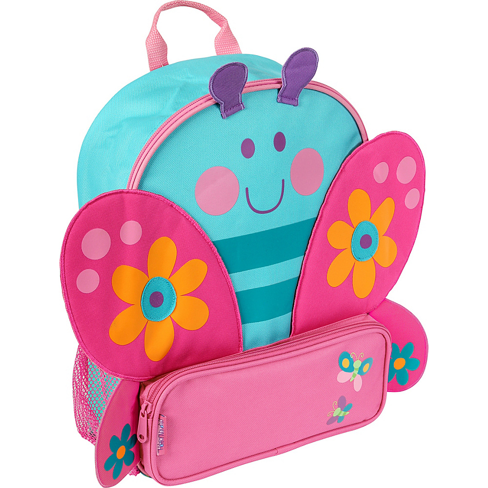 Stephen Joseph Sidekicks Backpack Butterfly - Stephen Joseph Everyday Backpacks - Backpacks, Everyday Backpacks