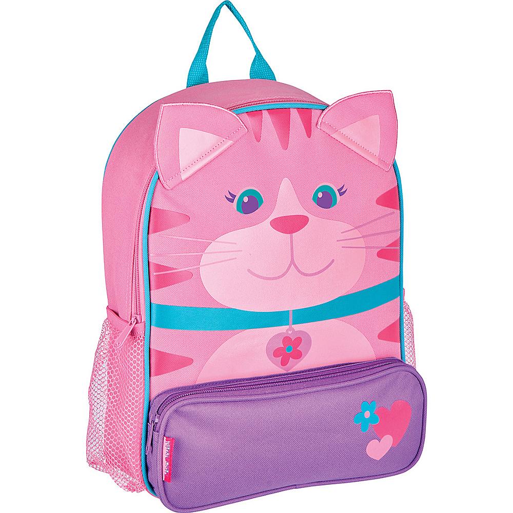 Stephen Joseph Sidekicks Backpack Cat - Stephen Joseph Everyday Backpacks - Backpacks, Everyday Backpacks