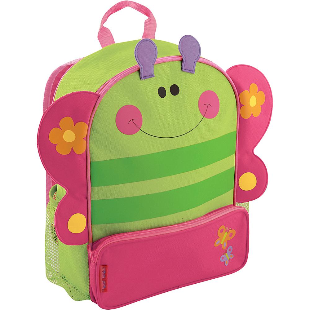 Stephen Joseph Sidekicks Backpack Butterfly - Stephen Joseph Everyday Backpacks - Backpacks, Everyday Backpacks