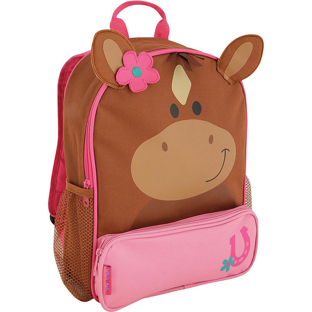 Stephen Joseph Sidekicks Backpack Horse - Stephen Joseph Everyday Backpacks - Backpacks, Everyday Backpacks