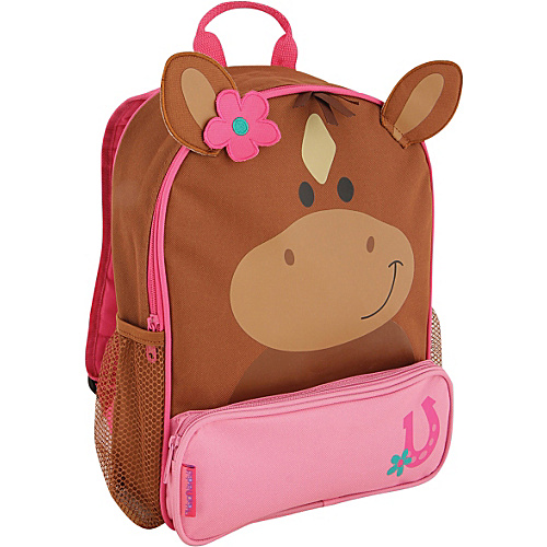 Stephen Joseph Sidekicks Backpack Horse - Stephen Joseph Everyday Backpacks