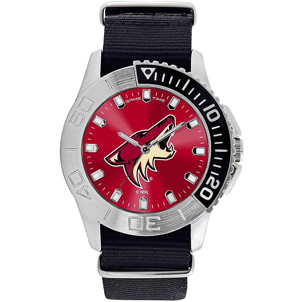 Game Time Mens Starter-NHL Watch Arizona Coyotes - Game Time Watches - Fashion Accessories, Watches