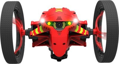 Parrot Marshall Jumping Night Mini Drone Red - Parrot Cameras