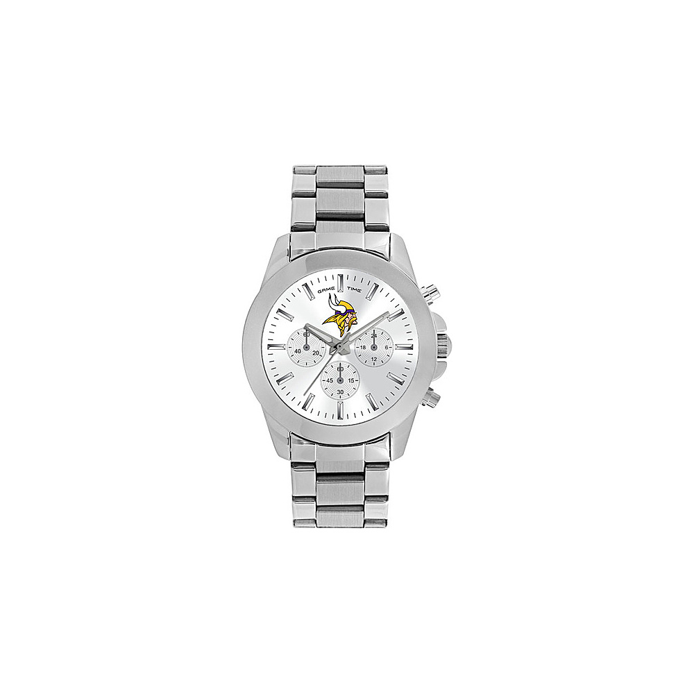 Game Time Womens Knockout-NFL Watch Minnesota Vikings - Game Time Watches - Fashion Accessories, Watches