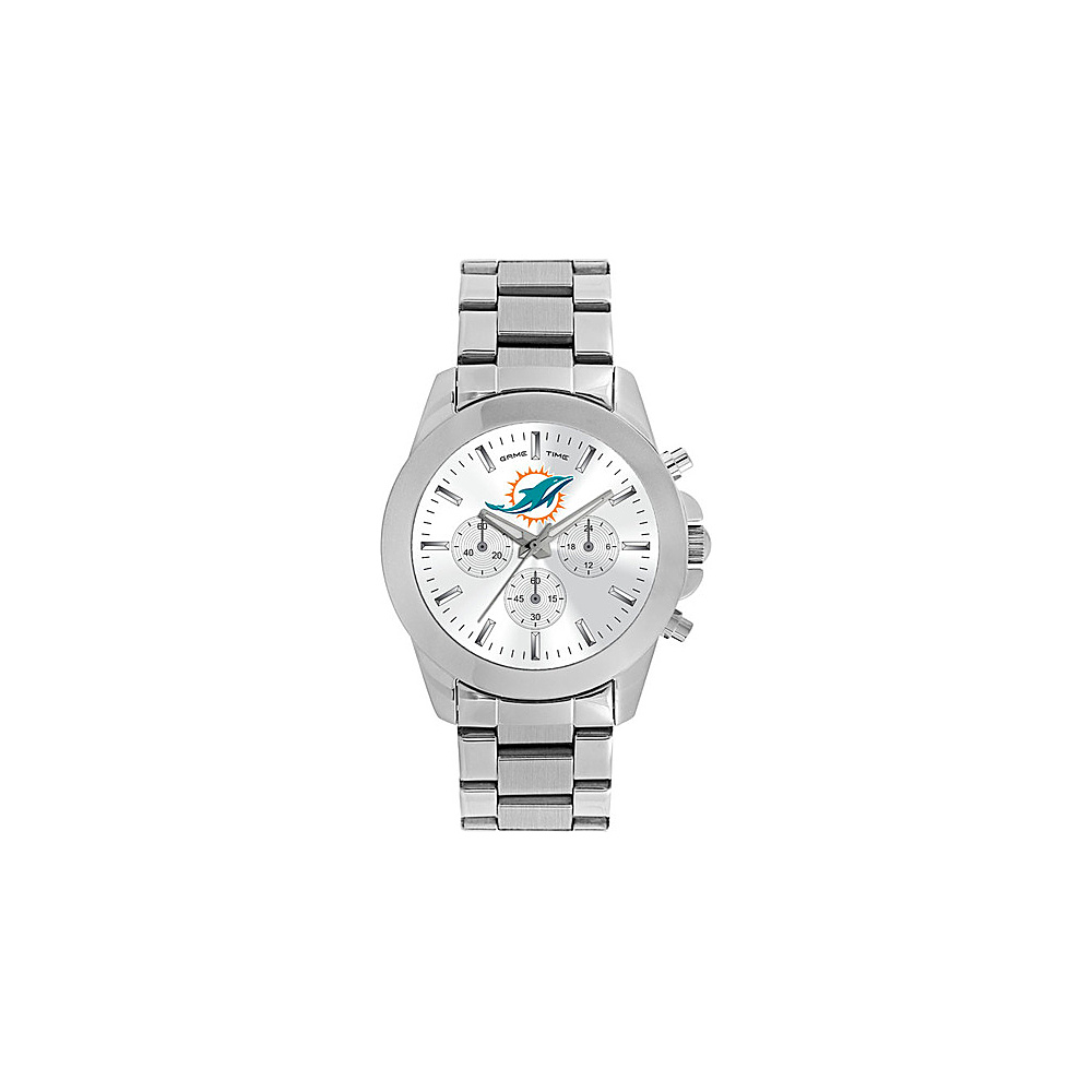 Game Time Womens Knockout-NFL Watch Miami Dolphins - Game Time Watches - Fashion Accessories, Watches