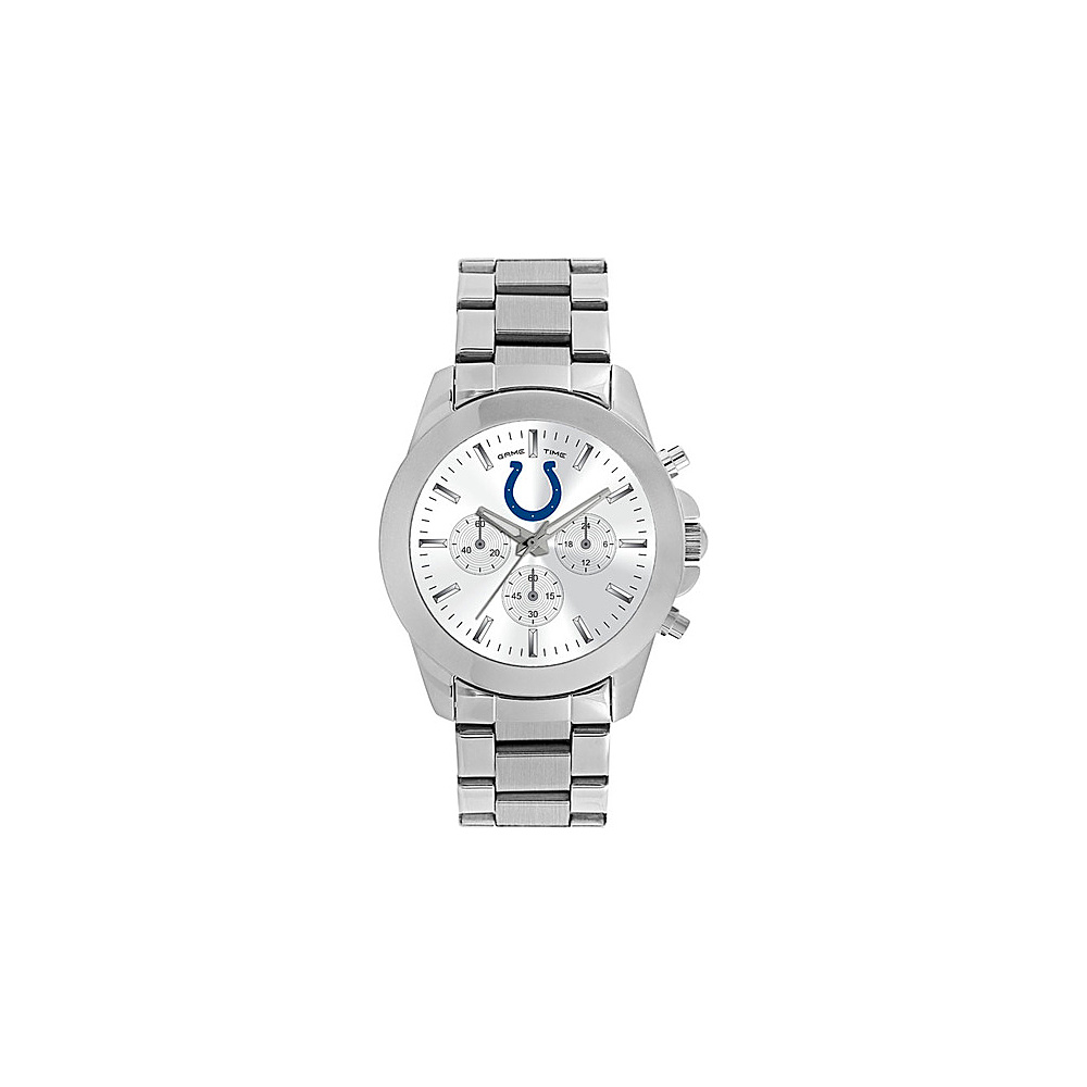Game Time Womens Knockout-NFL Watch Indianapolis Colts - Game Time Watches - Fashion Accessories, Watches