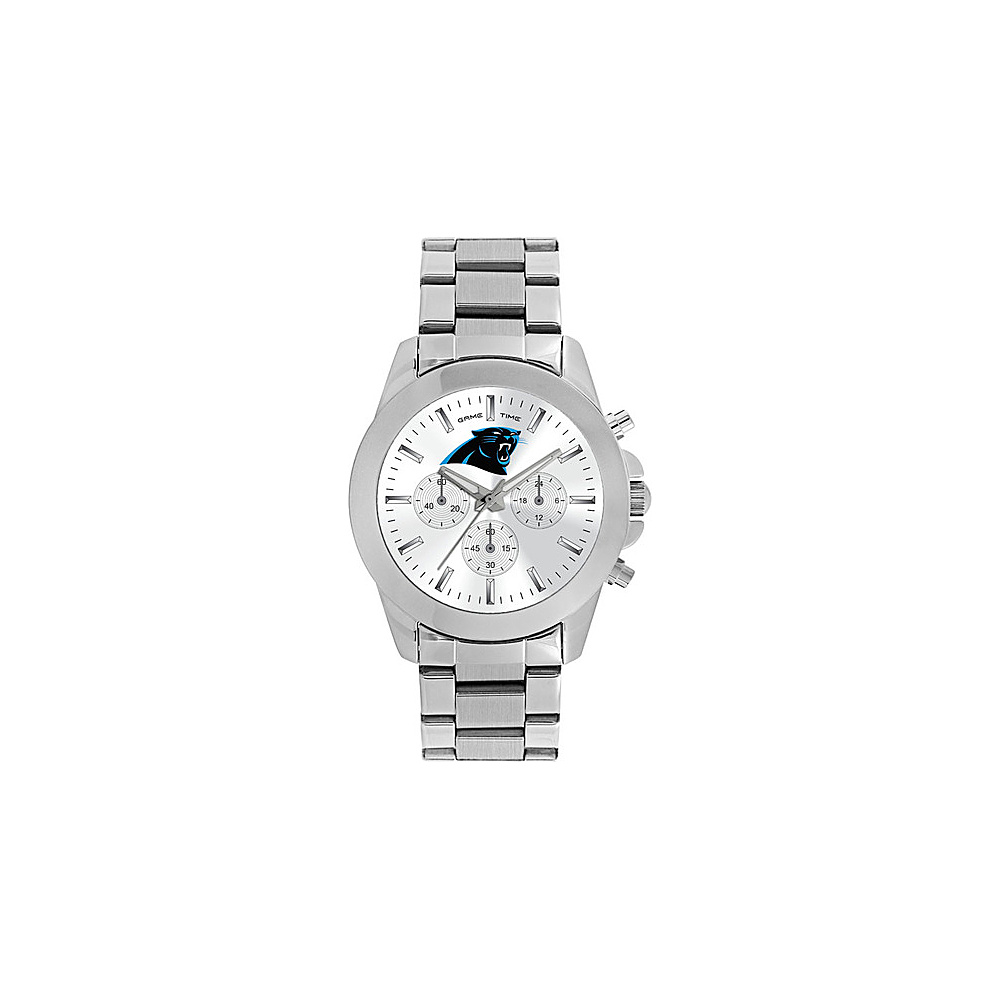 Game Time Womens Knockout-NFL Watch Carolina Panthers - Game Time Watches - Fashion Accessories, Watches