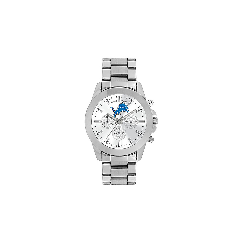 Game Time Womens Knockout-NFL Watch Detroit Lions - Game Time Watches - Fashion Accessories, Watches