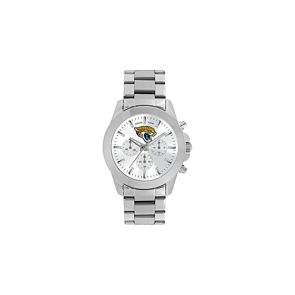 Game Time Womens Knockout-NFL Watch Jacksonville Jaguars - Game Time Watches - Fashion Accessories, Watches