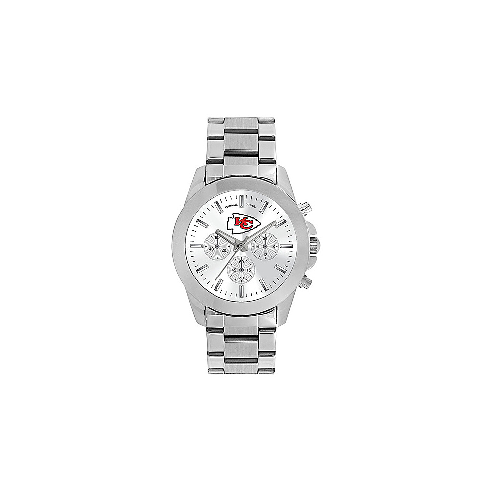 Game Time Womens Knockout-NFL Watch Kansas City Chiefs - Game Time Watches - Fashion Accessories, Watches