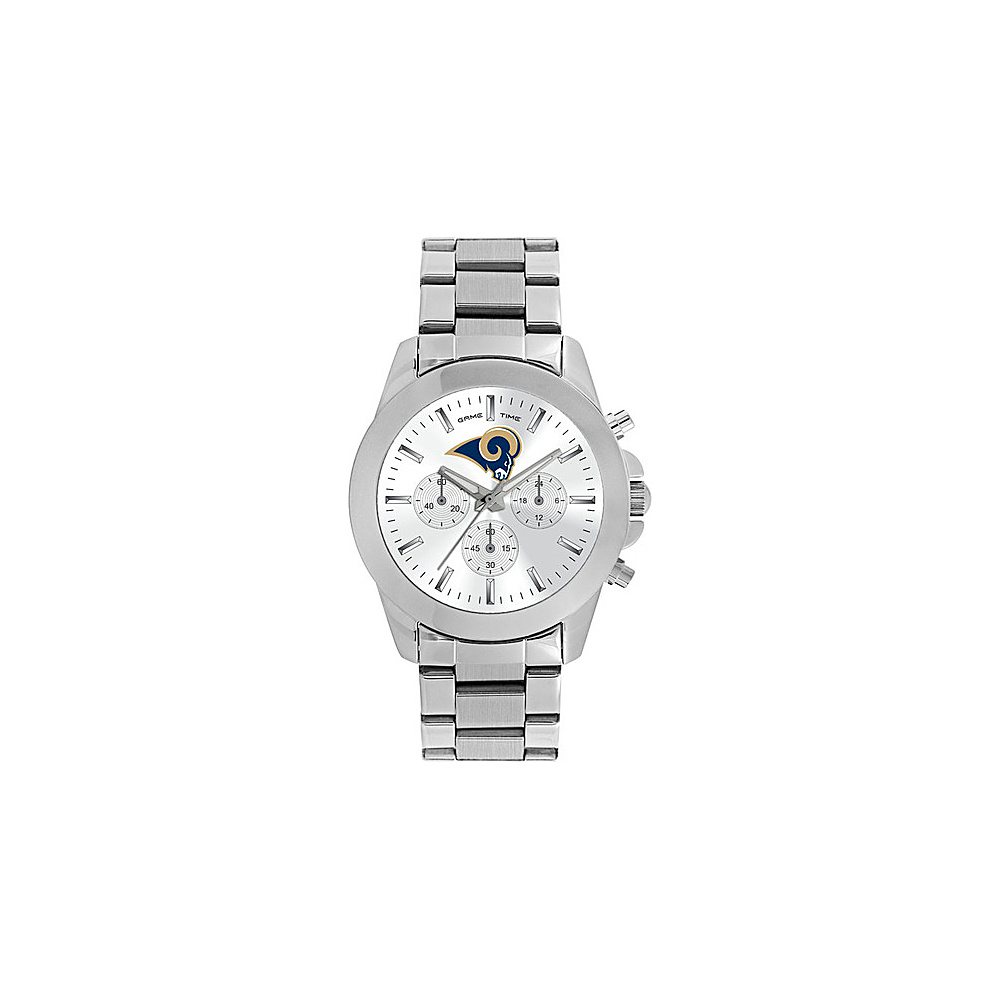 Game Time Womens Knockout-NFL Watch LA Rams - Game Time Watches - Fashion Accessories, Watches