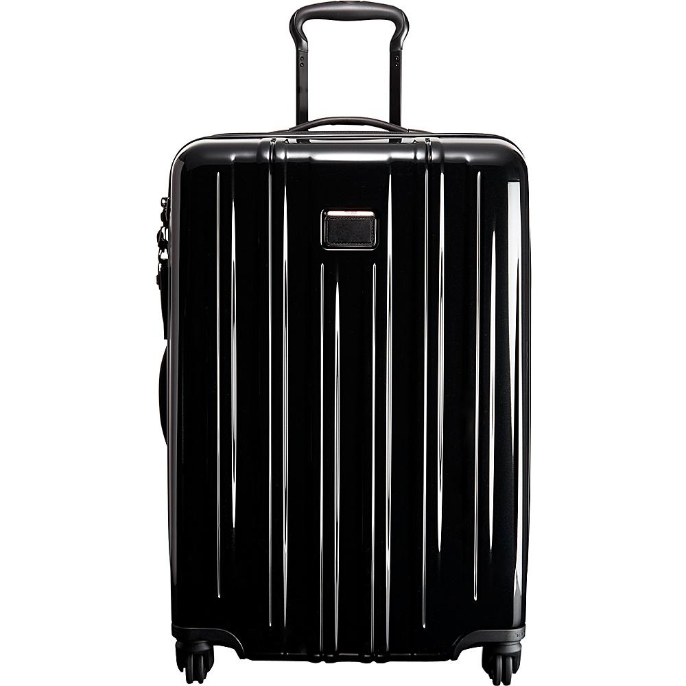 Tumi V3 Short Trip Packing Case Black - Tumi Hardside Checked