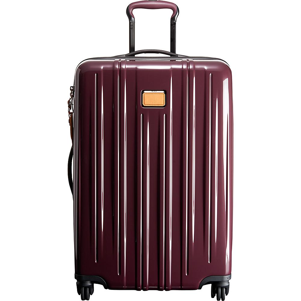 Tumi V3 Short Trip Packing Case Merlot - Tumi Hardside Luggage