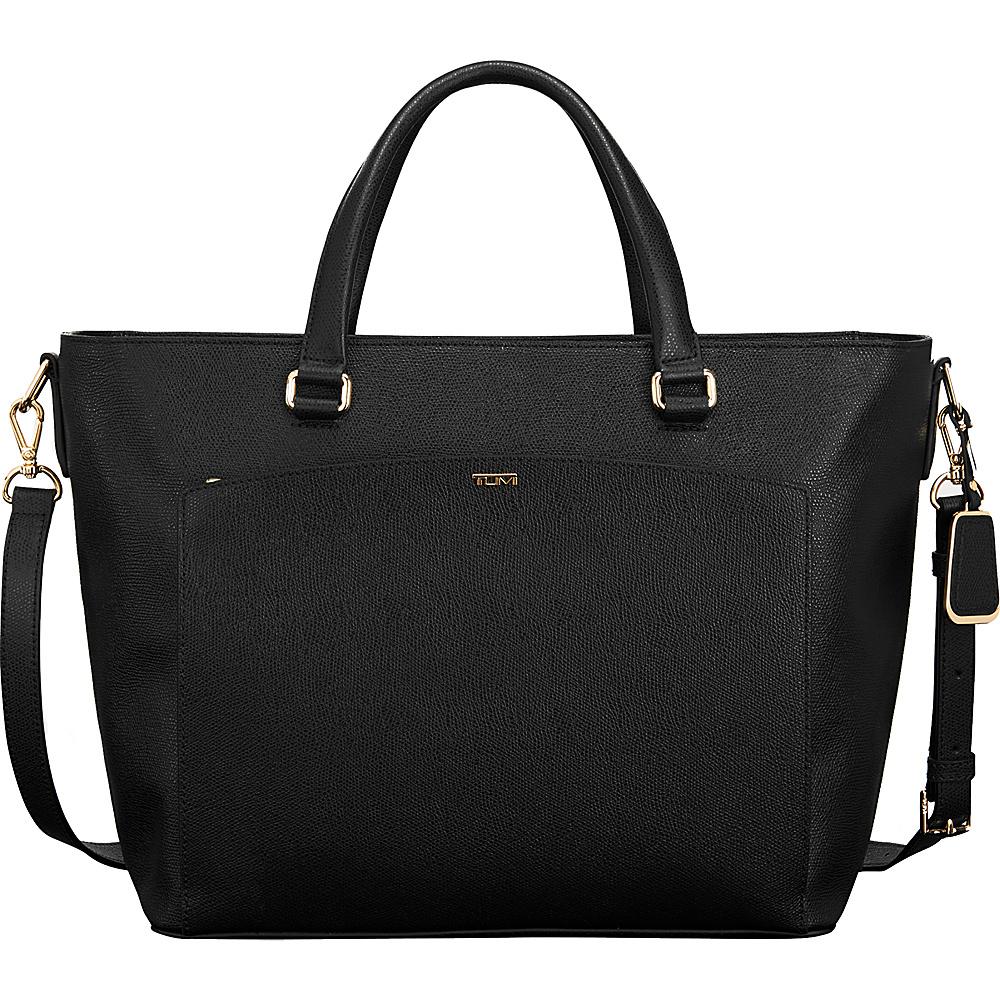 Tumi Sinclair Camila Tote Black - Tumi Designer Handbags - Handbags, Designer Handbags