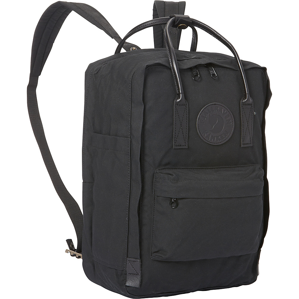 Fjallraven Kanken No. 2 Laptop Backpack - 15 Black - Fjallraven Business & Laptop Backpacks - Backpacks, Business & Laptop Backpacks