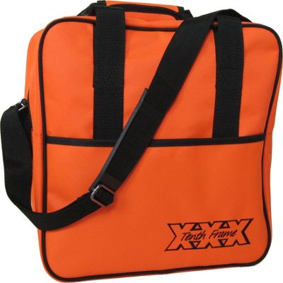 Tenth Frame Basic Single Tote Orange - Tenth Frame Bowling Bags
