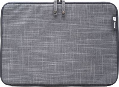 Booq Mamba Laptop Sleeve 12 Grey - Booq Electronic Cases