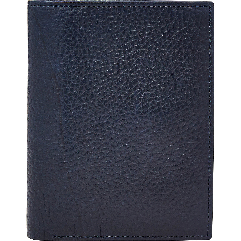 Fossil Mayfair RFID International Combination Wallet Blue - Fossil Mens Wallets - Work Bags & Briefcases, Men's Wallets