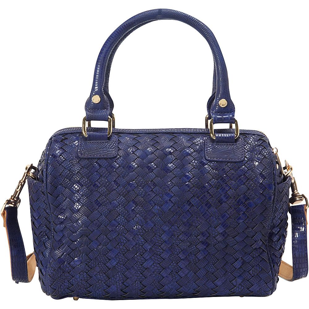 deux lux Reade Duffle Bag Cobalt deux lux Manmade Handbags