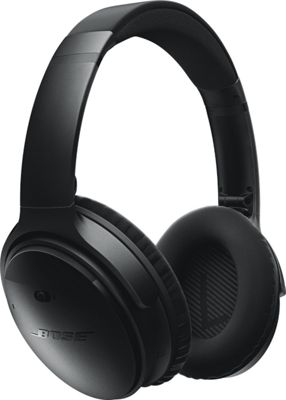 Bose QuietComfort 35 wireless headphones Black - Bose Headphones & Speakers