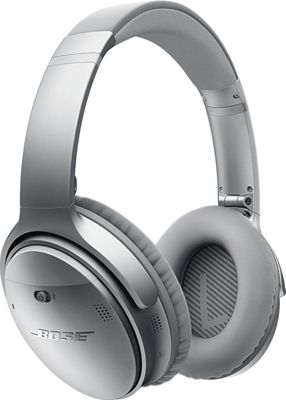 Bose QuietComfort 35 wireless headphones Silver - Bose Headphones & Speakers