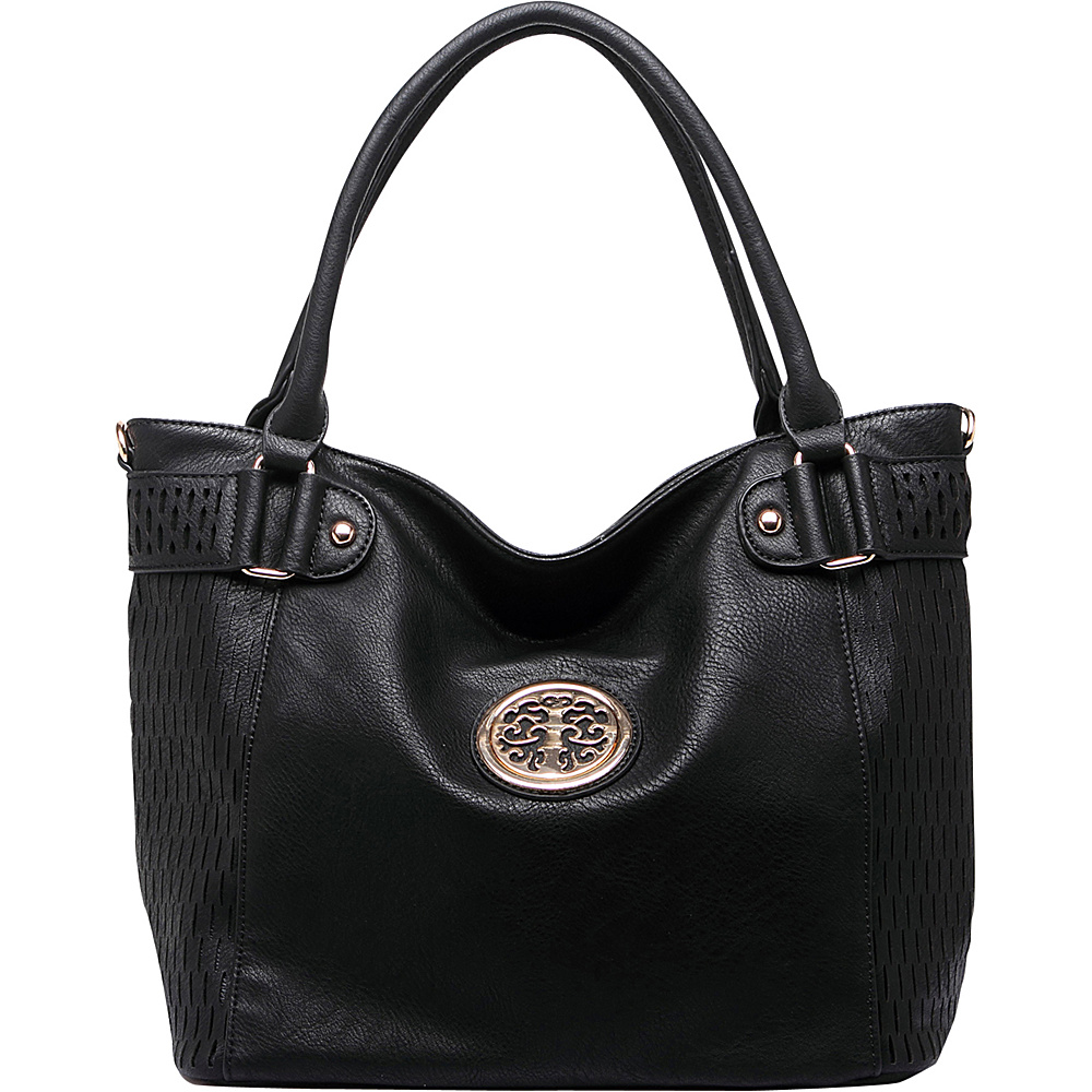 MKF Collection by Mia K. Farrow Denver Tote Bag Black - MKF Collection by Mia K. Farrow Manmade Handbags - Handbags, Manmade Handbags