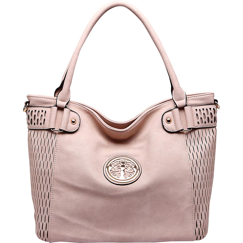 MKF Collection Denver Tote Bag Pink - MKF Collection Manmade Handbags - Handbags, Manmade Handbags
