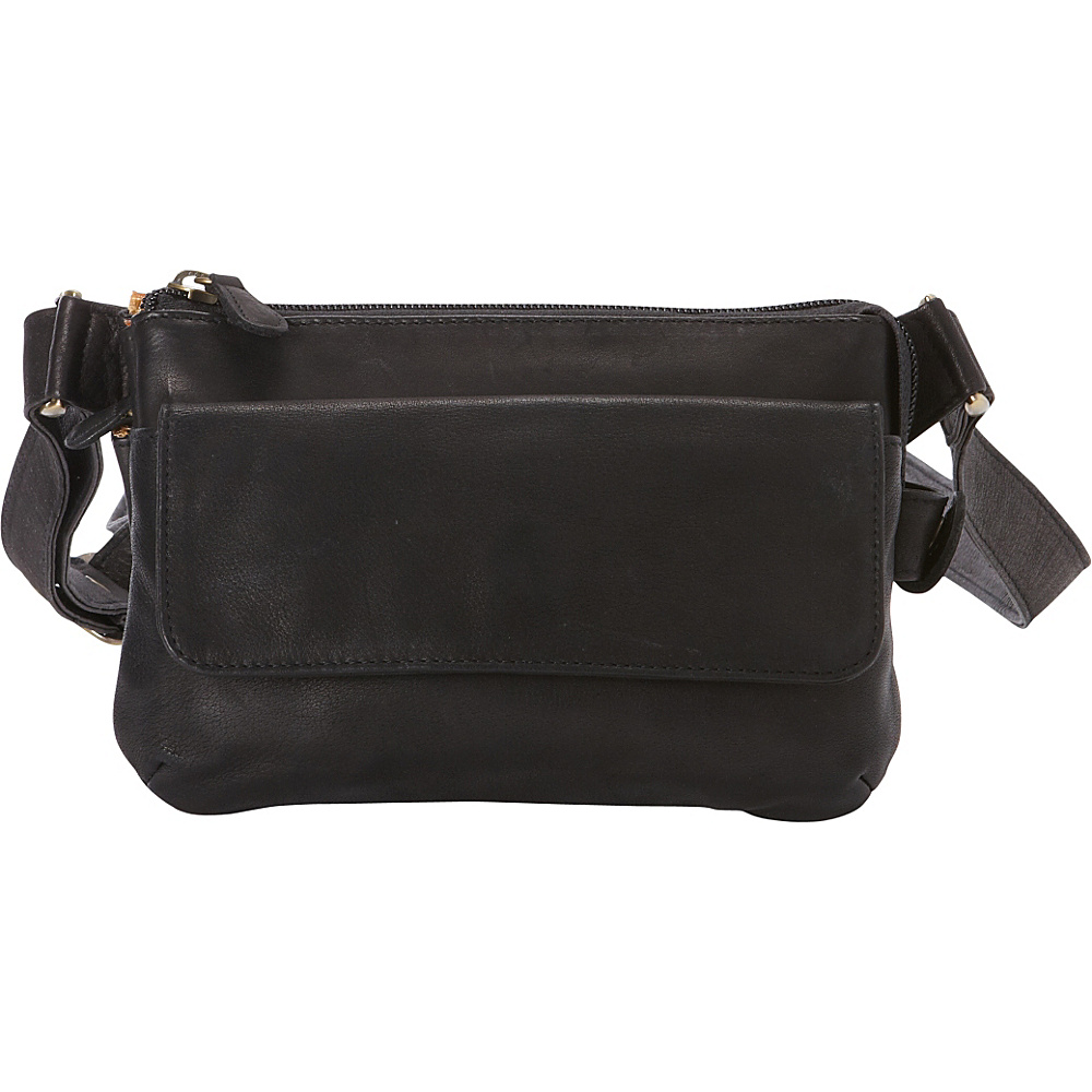 Derek Alexander EW Crossbody Black - Derek Alexander Leather Handbags - Handbags, Leather Handbags