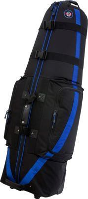 Golf Travel Bags LLC Medallion 6.0 Black/Blue - Golf Travel Bags LLC Golf Bags