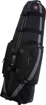 Golf Travel Bags LLC Medallion 6.0 Black/Slate - Golf Travel Bags LLC Golf Bags