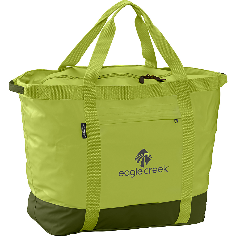Eagle Creek No Matter What Gear Tote Large Strobe Green - Eagle Creek All-Purpose Totes - Travel Accessories, All-Purpose Totes
