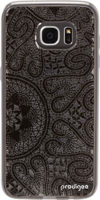 Prodigee Scene Case for Samsung S7 Edge Lace Black - Prodigee Electronic Cases