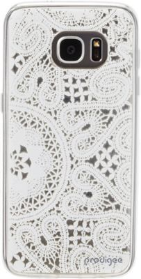 Prodigee Scene Case for Samsung S7 Edge Lace White - Prodigee Electronic Cases