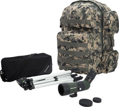Celestron LandScout 10-30x50 Backpack/Tripod Kit Green - Celestron Binoculars, Telescopes & Optics