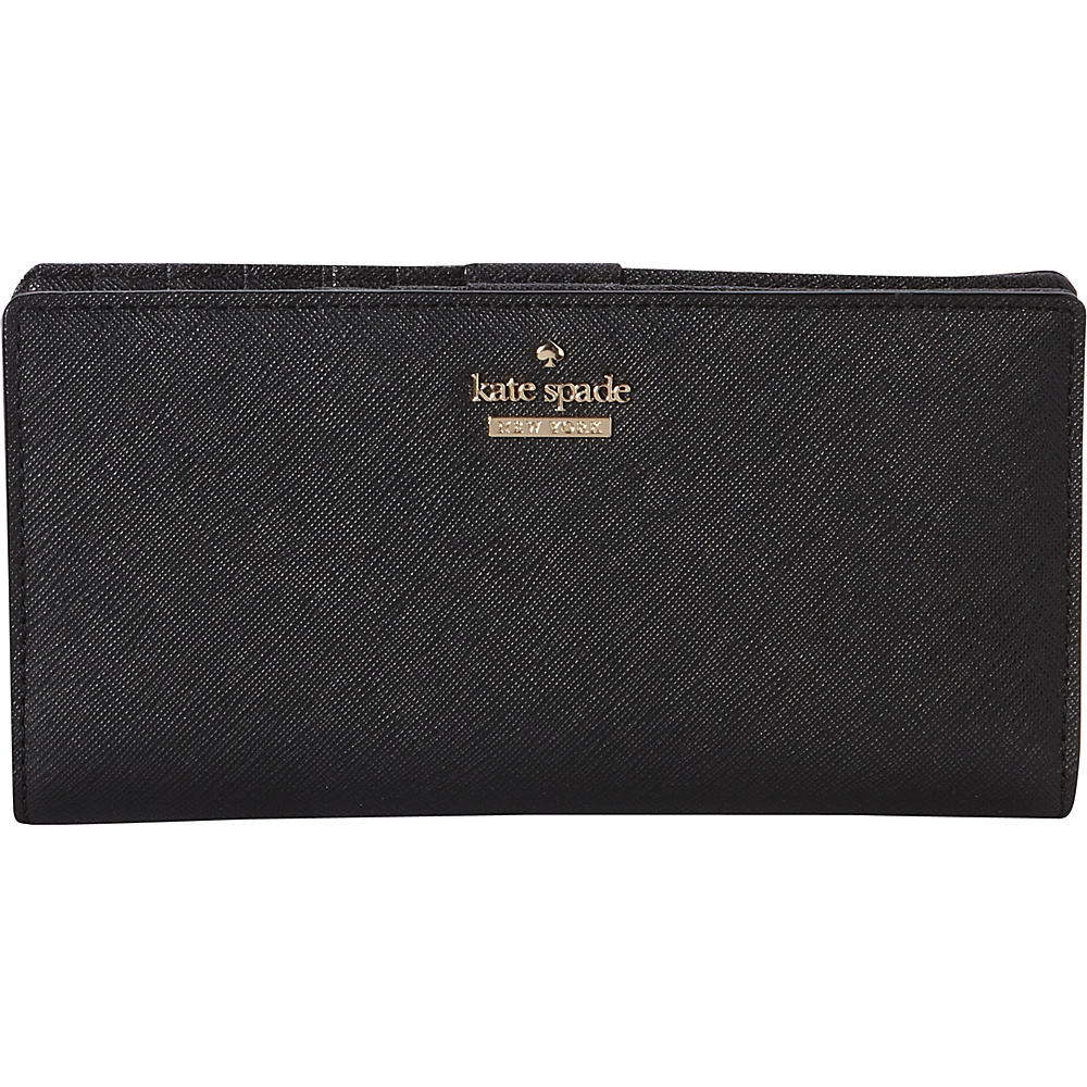 kate spade new york Cameron Street Stacy Black kate spade new york Women s Wallets