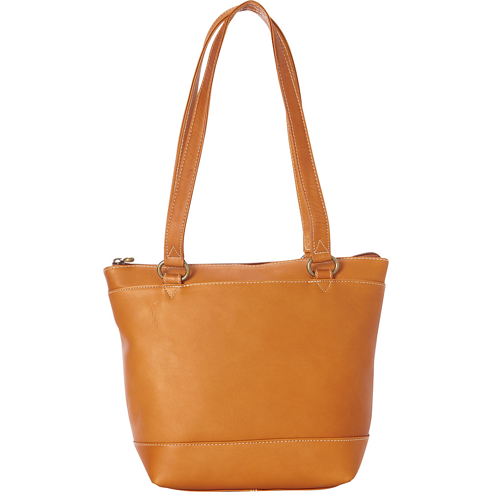 Le Donne Leather Flora Tote Tan - Le Donne Leather Leather Handbags - Handbags, Leather Handbags