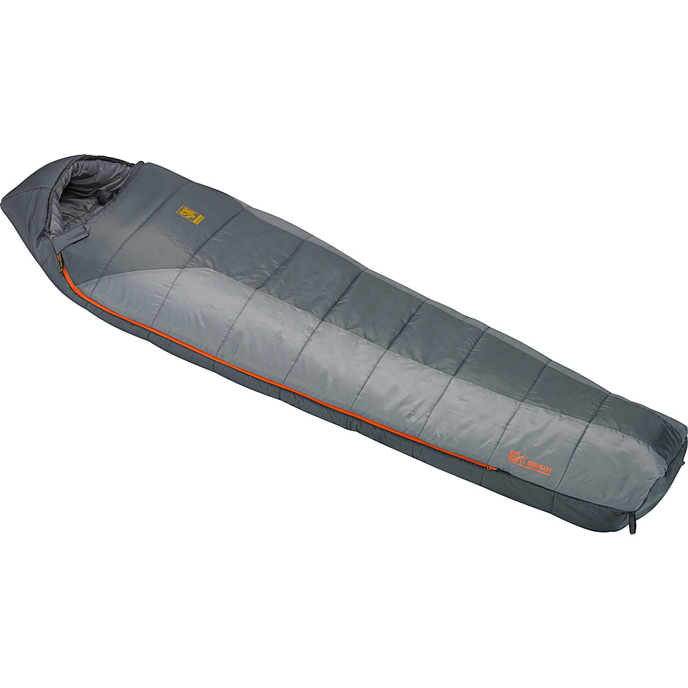 Slumberjack Boundary 0 Degree Reg Rh Two Tone Gray Slumberjack Outdoor Accessories