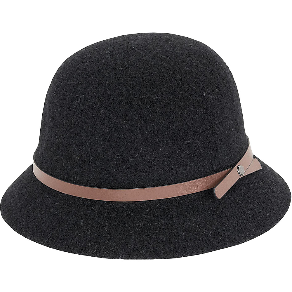 Adora Hats Fashion Cloche Hat Black Adora Hats Hats Gloves Scarves