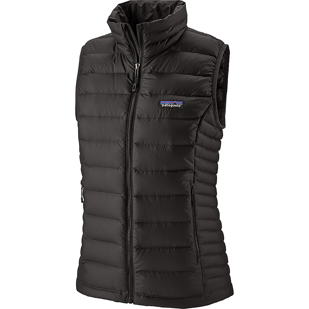 Patagonia Womens Down Sweater Vest XL - Black - Patagonia Womens Apparel - Apparel & Footwear, Women's Apparel