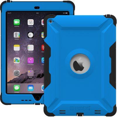 Trident Case - Ingram Kraken A.M.S Case for Apple iPad Air 2 Blue - Trident Case - Ingram Electronic Cases