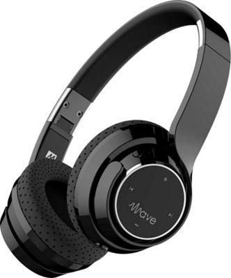 MEE Audio Wave Bluetooth Wireless On-Ear Headphones Black - MEE Audio Headphones & Speakers