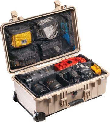 Pelican 1510-510-000 1519 Lid Organizer for 1510 Case Black - Pelican Camera Accessories