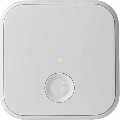 August Home Connect White - August Home Smart Home Automation