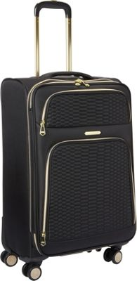 Aimee Kestenberg Florence Collection 24 inch Upright Black - Aimee Kestenberg Softside Checked