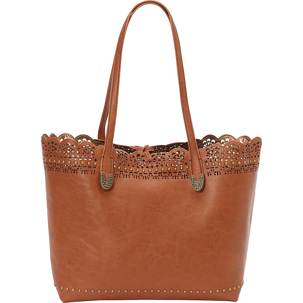 Bandana Darlington Filigree Day Tote Saddle Bandana Manmade Handbags