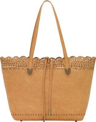Bandana Darlington Filigree Day Tote Golden Tan - Bandana Manmade Handbags