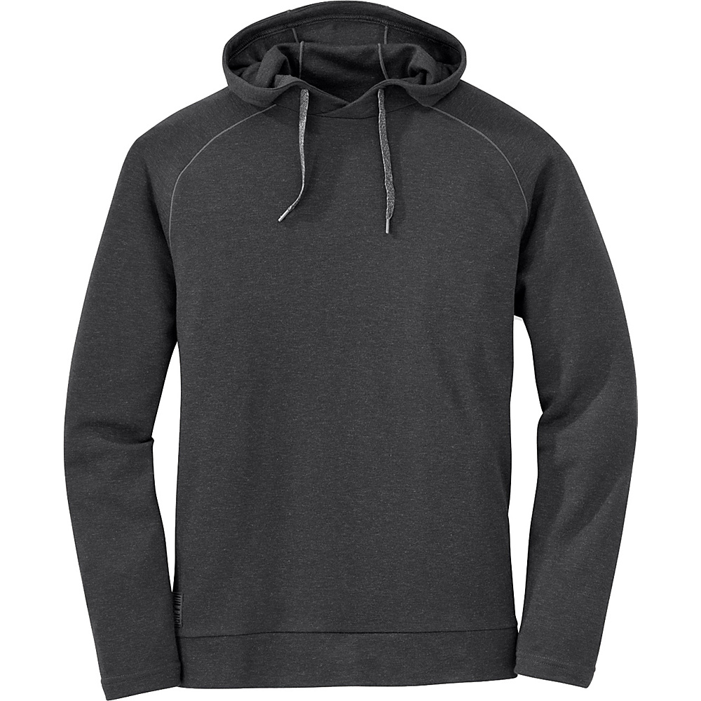 Outdoor Research Blackridge Hoody XL - Charcoal - Outdoor Research Mens Apparel - Apparel & Footwear, Men's Apparel