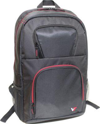 V7 16.1 inch Vantage Laptop Backpack Black - V7 Business & Laptop Backpacks